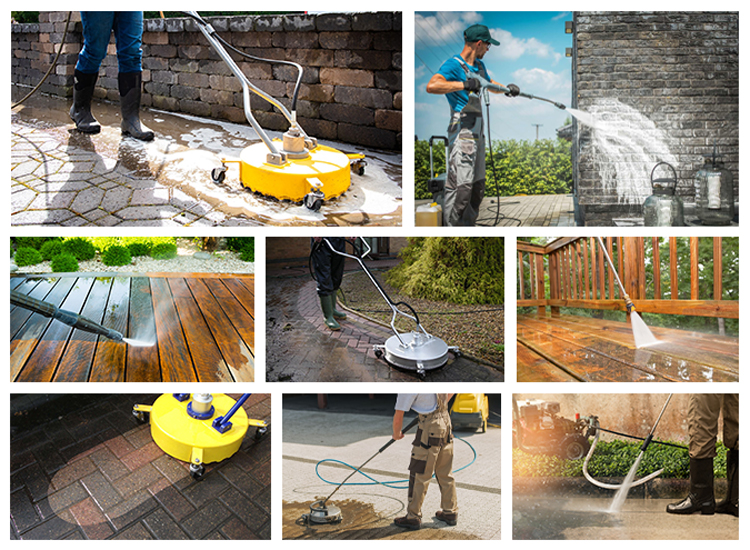 High Pressure Cleaning Queenstown